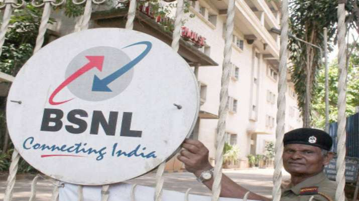 Over 77,000 employees have opted for BSNL VRS- India TV Paisa