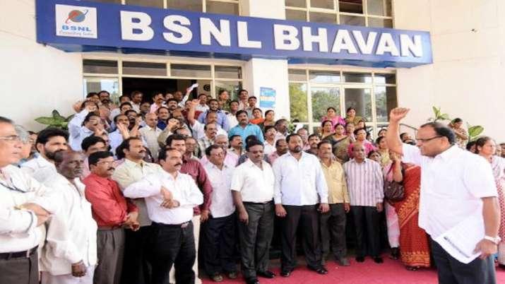 BSNL Employee । File Photo- India TV Paisa
