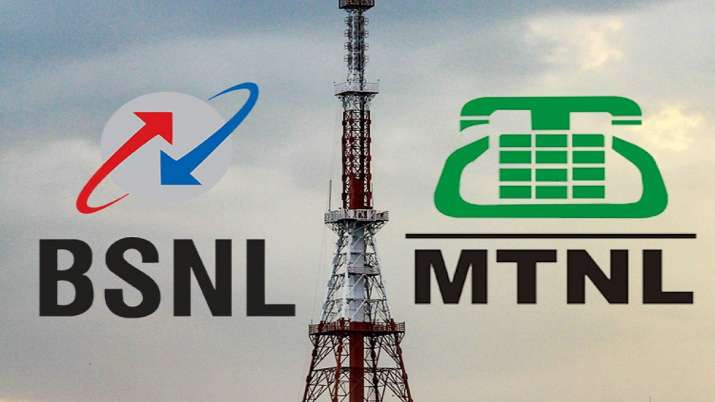 Image result for bsnl mtnl news