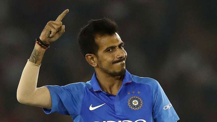 Yuzvendra Chahal- India TV