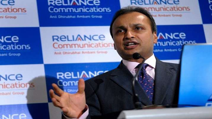 Anil Ambani, Chairman Of Reliance Communication - India TV Paisa