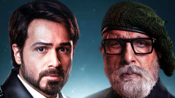 Chehre First Look poster: Amitabh Bachchan, Emraan Hashmi- India TV