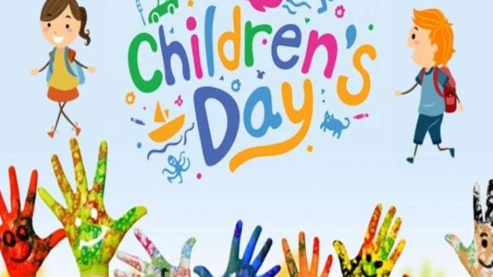 Happy childrens day- India TV