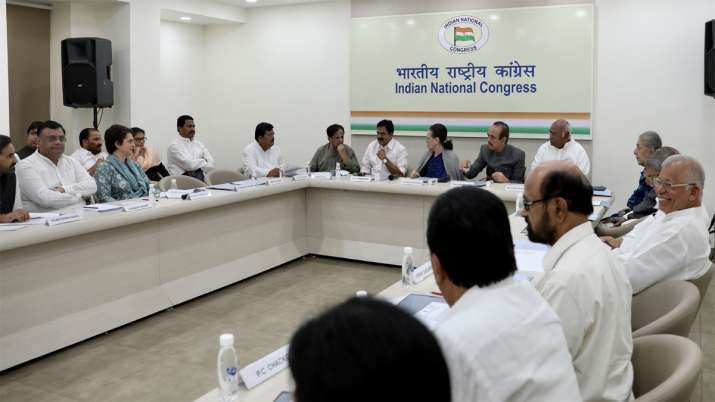 District Congress Committee Presidents appointed in Uttar Pradesh- India TV