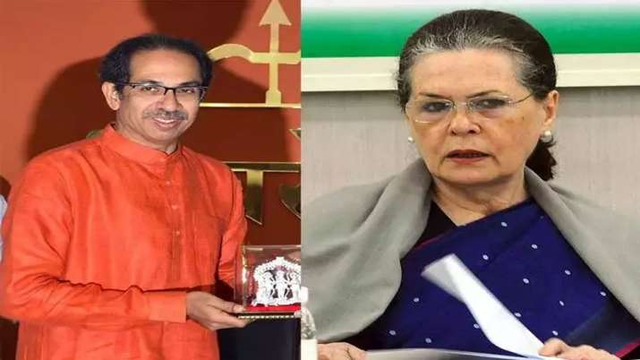 Congress wants Shivsena change hardline hindutva image for their support in Maharashtra sources says- India TV