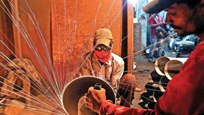 core sector, iip growth may remain weak in Q2 GDP growth । File Photo- India TV Paisa