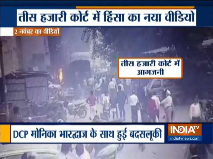 DCP Monika- India TV