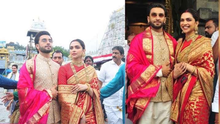 रणवीर सिंह और दीपिका...- India TV