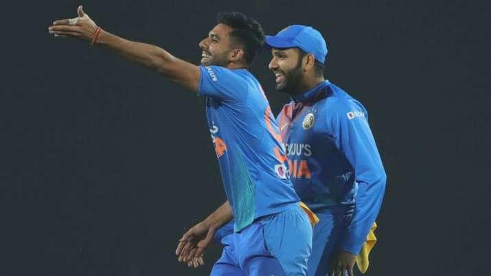 Deepak Chahar, Rohit Sharma, Jasprit Bumrah, India vs Bangladesh 2019, India vs Bangladesh t20i Seri- India TV
