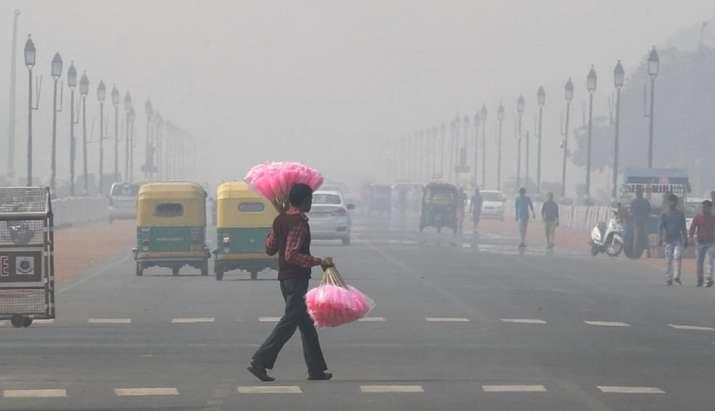 दिल्ली की हवा में फिर लौटा ज़हर, अगले दो दिन तक राहत के आसार नहीं- India TV