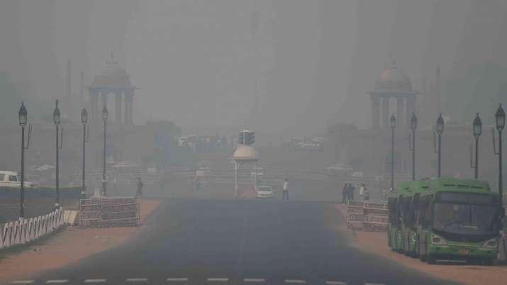लगातार छठे दिन भी दिल्ली की हवा खराब, रविवार तक राहत की संभावना- India TV
