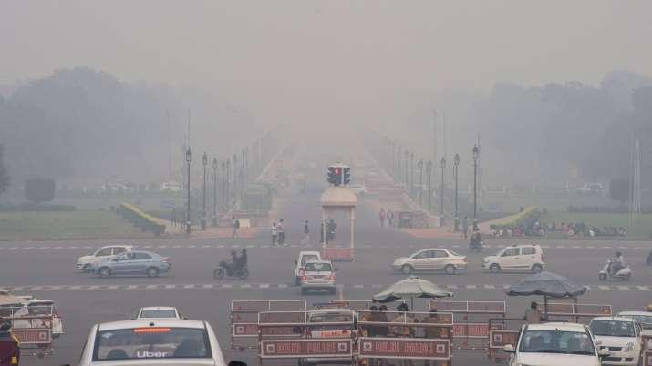 दिल्ली में प्रदूषण के स्तर में बढ़ोतरी, 21 नवंबर से और खराब होगी हवा- India TV