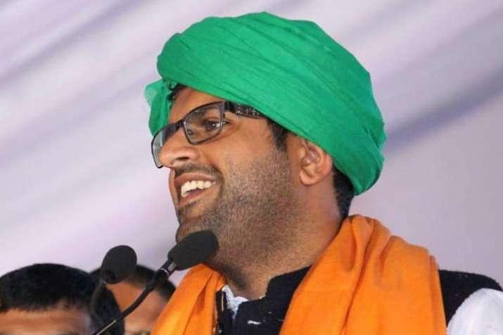Dushyant Chautala- India TV