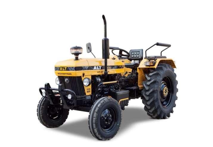 Escorts Tractors- India TV Paisa