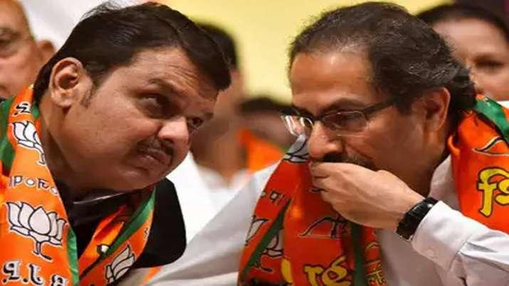 महाराष्ट्र में क्या होगा, BJP देगी अच्छी खबर, 50-50 फॉर्मूले पर अड़ी है शिवसेना?- India TV