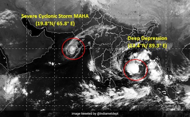 Cyclone Bulbul- India TV