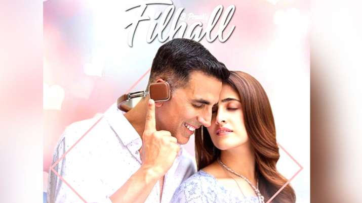 Filhall Song Out: Akshay Kumar and Nupur Sanon- India TV
