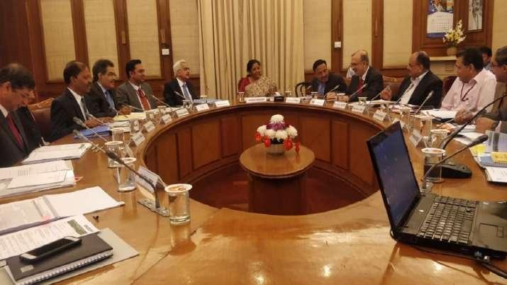 Finance Minister Nirmala Sitharaman chairs Financial Stability and Development Council (FSDC) meetin- India TV Paisa