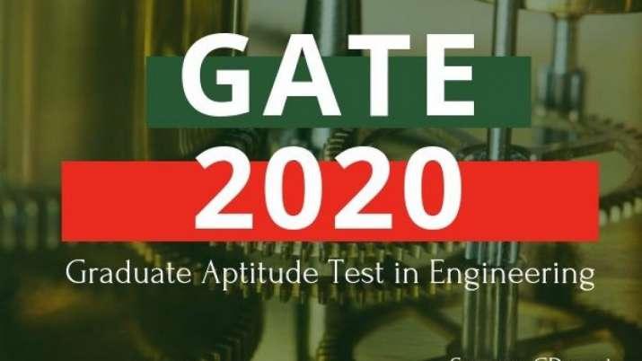 GATE 2020 Correction Window- India TV