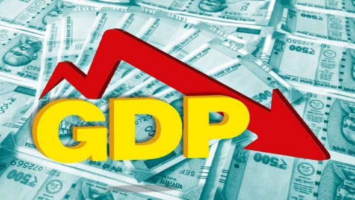 GDP growth rate showing a growth rate of 4.5 per cent in Quarter 2 results- India TV Paisa