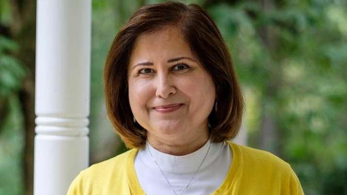 Ghazala Hashmi, Ghazala Hashmi Virginia, Ghazala Hashmi Muslim Virginia- India TV