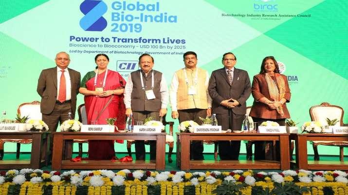 Global Bio-India 2019 - India TV Paisa