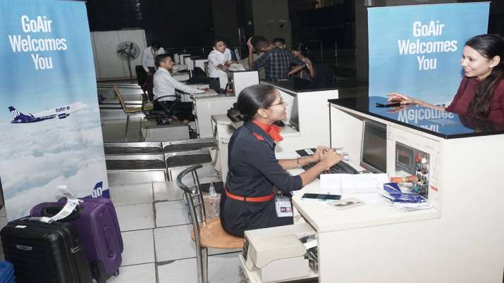 GoAir's international passengers can now check-in at New Delhi Metro Station- India TV Paisa