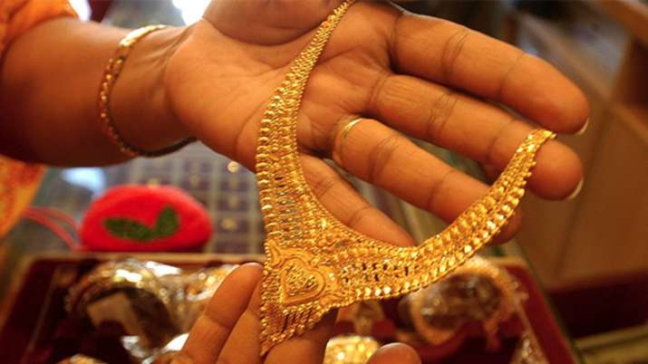 Gold jumps Rs 225 on wedding season demand, rally in global prices- India TV Paisa