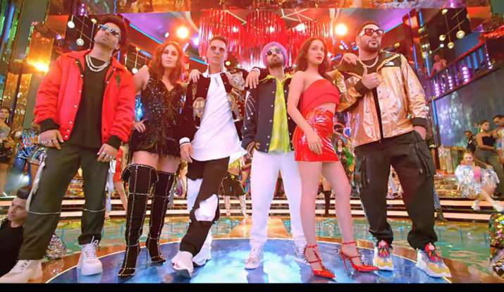 cHANDIGARH MAIN SONG OUT- India TV