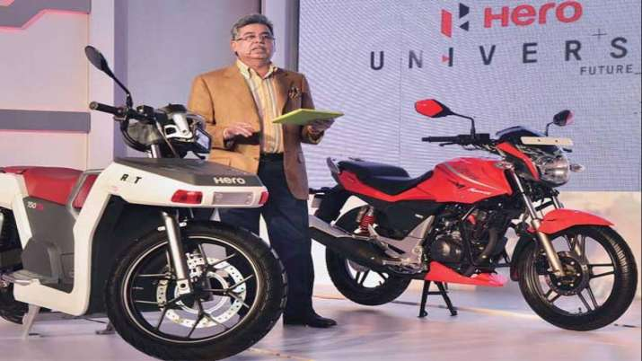 HERO MOTOCORP REGISTERS RECORD RETAIL SALES DURING THE FESTIVE PERIOD- India TV Paisa