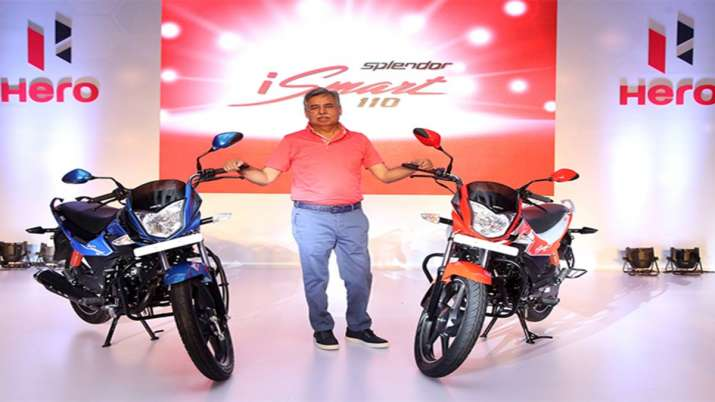 Hero Motocorp launches india's first BS-VI Motorcycle new Splendor ISmart- India TV Paisa