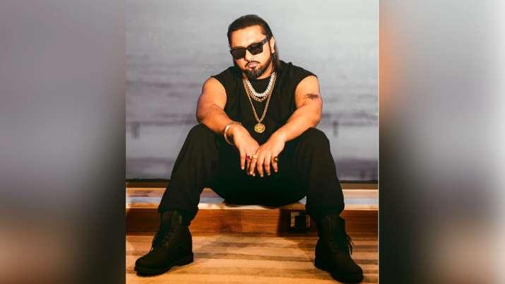 Yo Yo Honey Singh- India TV