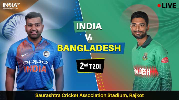 India vs Bangladesh Live Streaming 2nd T20- India TV