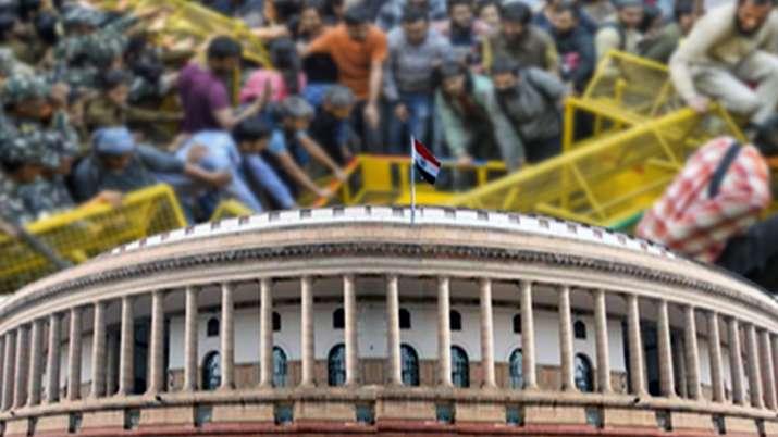 लोकसभा में उठा JNU में शुल्क वृद्धि का मुद्दा- India TV