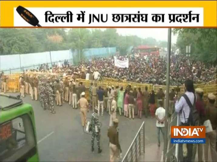 jnu- India TV