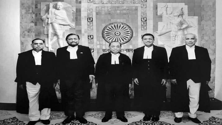 Ayodhya verdict: Security of 5 judges enhanced as...- India TV