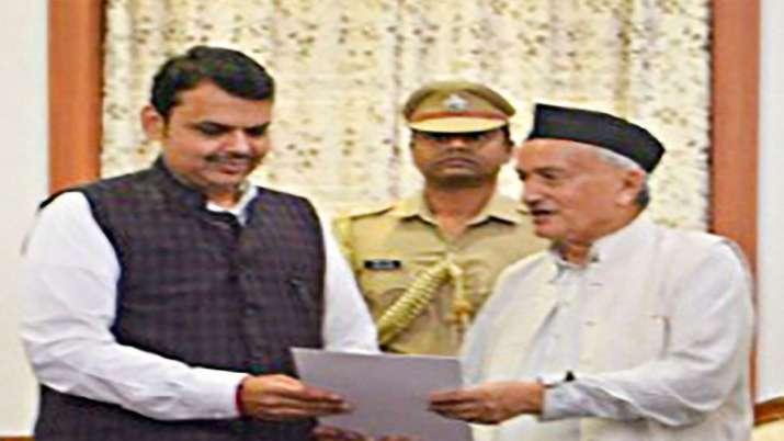 Maharashtra Governor invited BJP to form government- India TV