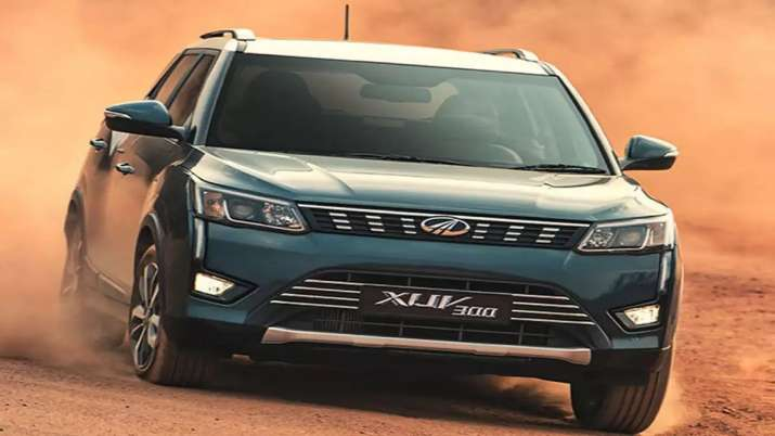 Mahindra XUV300 - India TV Paisa