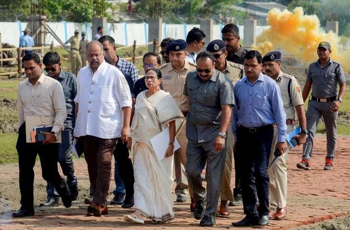 West Bengal Chief Minister Mamata Banerjee - India TV