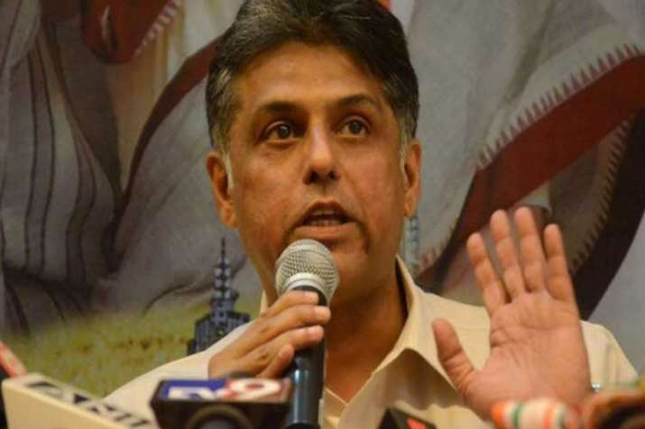Manish Tewari- India TV