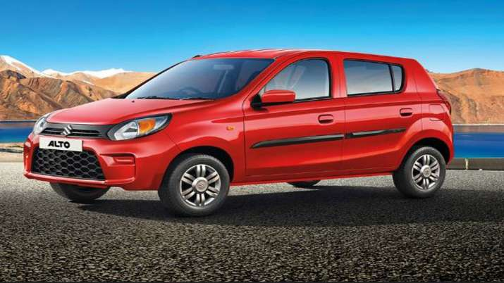 Maruti Alto crosses 38 lakh sales, India's only car to achieve this unparalleled milestone- India TV Paisa