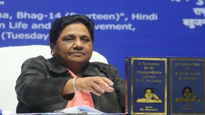 Ayodhya Verdict anytime soon says Mayawati - India TV
