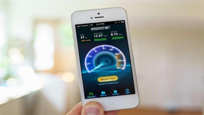 mobile net speed- India TV Paisa