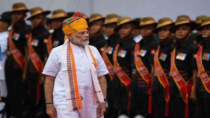 पीएम मोदी उठाने वाले हैं क्रांतिकारी क़दम, भारतीय सेना में होगा बड़ा फेरबदल- India TV