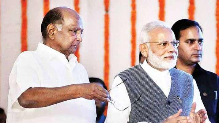 क्या फिर बदलने वाली है महाराष्ट्र की सियासत, NCP की तारीफ से पीएम मोदी का क्या है इशारा?- India TV
