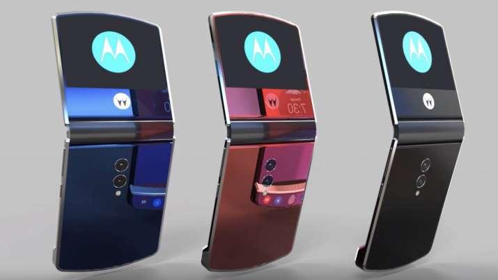 Motorola launches foldable Razr, coming to India soon- India TV Paisa
