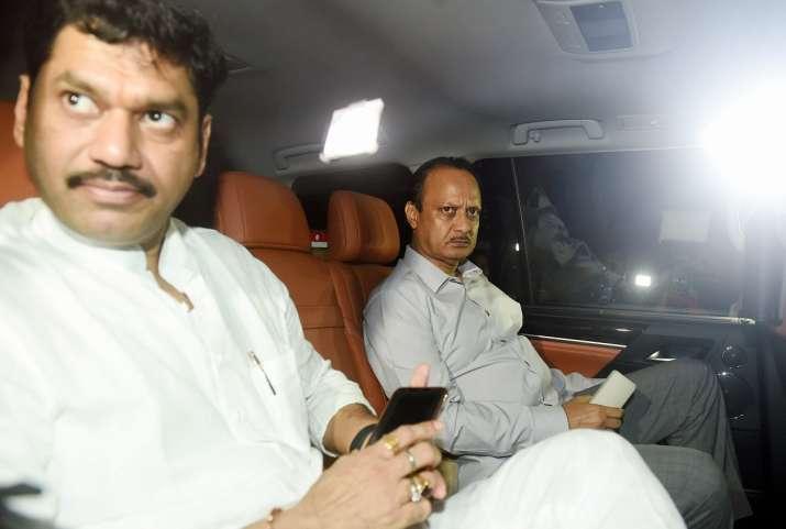 राज्यपाल ने NCP को दिया...- India TV