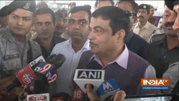 Nitin Gadkari Statement Maharashtra Crises Devendra Fadnavis- India TV