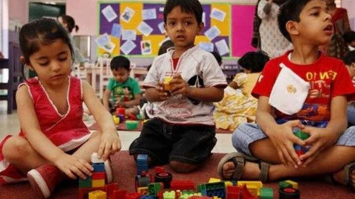 Delhi Nursery Admission- India TV