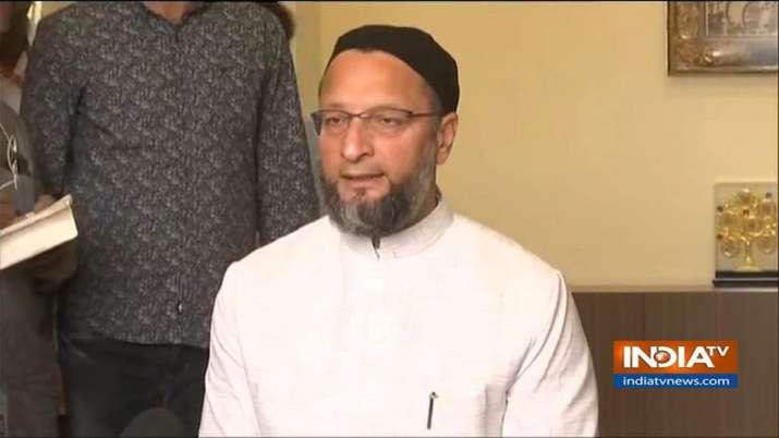 Asaduddin Owaisi Reaction on Ayodhya Verdict- India TV